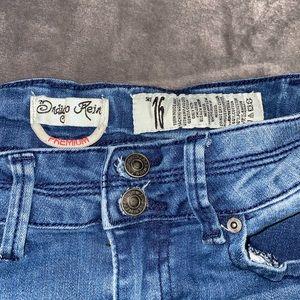 Indigo Rein Jeans Like New Girls size 16/Womens 0